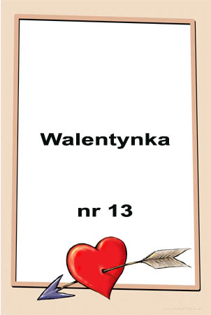 walentynka 13