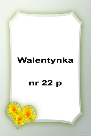 walentynka 26