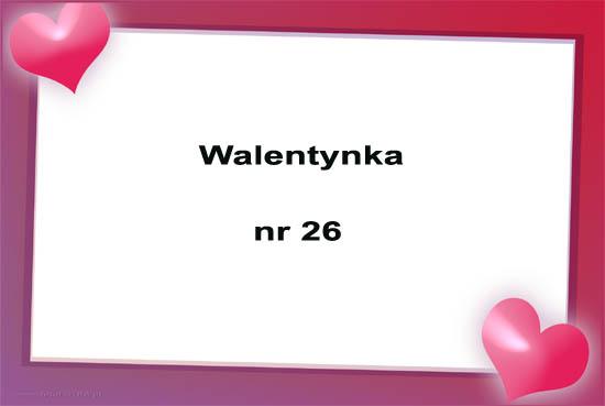 walentynka 32