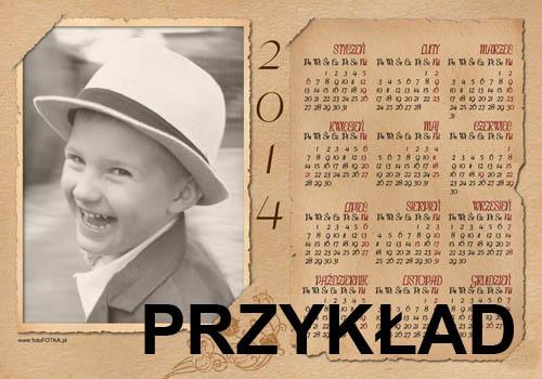 fotokalendarz Warszawa