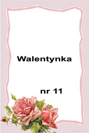 walentynka 11