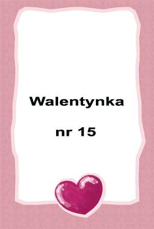 walentynka 15