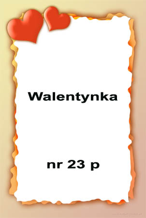 walentynka 28